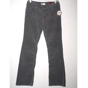 Grey corduroy pants NWT
